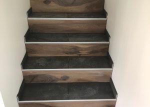 Carrelage escalier